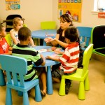 Children learning at ISL International School of Languages